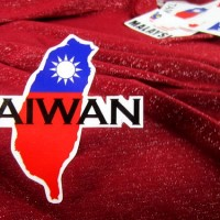 Taiwan Stickers help distinguish nationalities amidst China travel bans