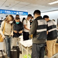 Taiwan's top airport sees lowest daily passenger total in 10 years
