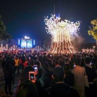 2020台灣燈會三大主燈區超吸睛 首週即破700萬人次參觀