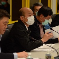 Kaohsiung mayor participates in Cabinet meeting on virus prevention