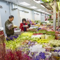 Wuhan coronavirus hits Taiwan demand for roses on Valentine's Day