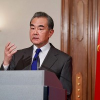 China's foreign minister claims coronavirus under control