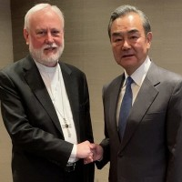 High-level meeting between Holy See and China sign of improved ties