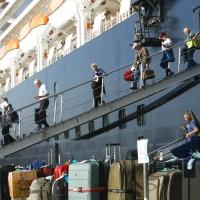 美國籍船客確診武漢肺炎 威士特丹號4日曾停靠高雄港