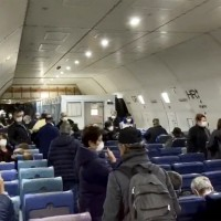 【武漢肺炎】美國包機接鑽石公主號逾300位公民 機上14人確診