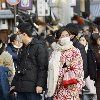 85 percent of Japanese anxious about rising virus infections in country: Survey