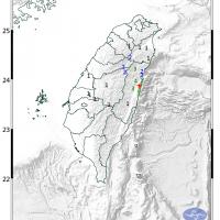 Magnitude 4.6 earthquake rocks eastern Taiwan