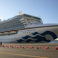 5 Taiwanese let off quarantined Diamond Princess cruise ship