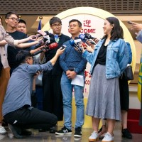 'Can't Stop This Party' becomes Taiwan's 365th political party