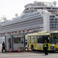 Taiwanese Diamond Princess passengers and crew to arrive home late on Feb. 21