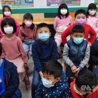 Taiwan raises maximum age for children's anti-coronavirus masks to 13
