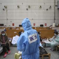 【武漢肺炎】疫情拐點未到 專家:預計3月至5月下旬出現最高峰