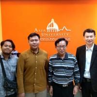 愛上臺灣的友善 印尼國際生在亞洲大學實習成果耀眼