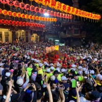Dajia Matsu Pilgrimage postponed due to pressure from Taiwanese public