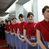 Taiwan's national airlines lift ban on flight attendants wearing glasses