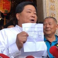 Jenn Lann Temple in C Taiwan donates NT$30 million for virus prevention