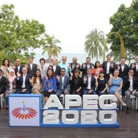Taiwan shares technology and epidemic prevention results at APEC 2020