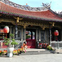 Taipei's Longshan Temple to ban incense sticks