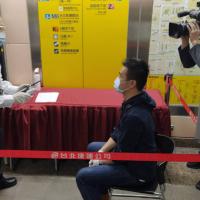 不馬虎!台北捷運偵測旅客體溫 超過37.5度將協助就醫