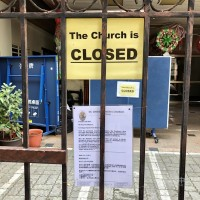 Catholic churches for Filipinos in Taiwan close over coronavirus
