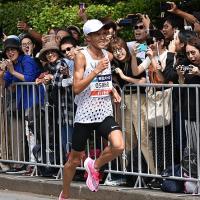 東京馬拉松大迫傑創日本新紀錄 出賽東京奧運有望