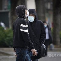 Temperatures in N. Taiwan to drop to 13-15 degrees March 4-6