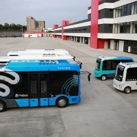 Taipei to test new self-driving shuttles in May