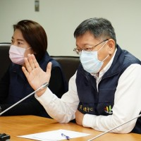 Taipei mayor's absence attributed to norovirus infection