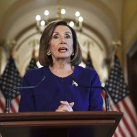 Pelosi says 'America stands with Taiwan' after TAIPEI Act passes