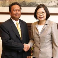 Palau president thanks Taiwan for helping keep coronavirus at bay