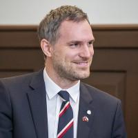 Prague mayor thanks Taiwan for sharing COVID-19 response materials
