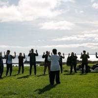 深呼吸!「感官瑜珈」藝術打開深層知覺 國立台灣美術館尋身心和諧