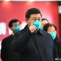 【武漢肺炎】封城48天!中國領導人習近平「終於」到武漢 「考察疫情防控工作」