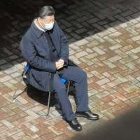 Photo of the Day: China's 'lonely dictator'