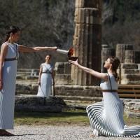 【武漢肺炎】2020「東京奧運」聖火在希臘閉門儀式點燃 首創無民眾觀禮先例