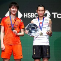 Taiwan badminton queen clinches 3rd All-England title in four years