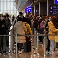 【快訊】武漢肺炎加強防疫 台灣指揮中心:高中以下師生、本學期禁止出國