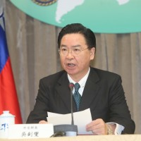 Taiwan's foreign minister shoots down China's claim that US started coronavirus pandemic