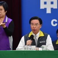 攜手對抗武漢肺炎 台灣美國發表防疫聯合聲明