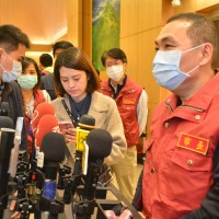 New Taipei City mayor calls out local chiefs over foreign travel
