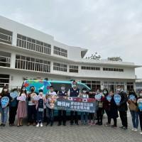「TAIWAN!我來了」胖卡環臺 移民署苗栗站小而美服務到位