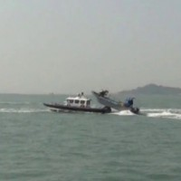 10 Chinese speedboats attack Taiwan coast guard cutters