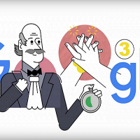 Taiwan internet users curious about latest Google Doodle