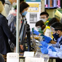 Indonesian who went home for wedding among Taiwan's new virus cases