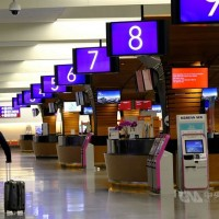 Taoyuan Airport sees 7,800 passengers a day, fewer than during SARS