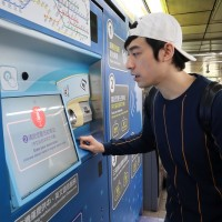 First voice-operated ticketing machine begins service at Zhongshan MRT Station