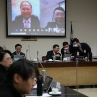 Taiwan legislature to practice social distancing by limiting personnel at meetings