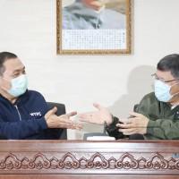 Taipei and New Taipei on same page in fight against coronavirus