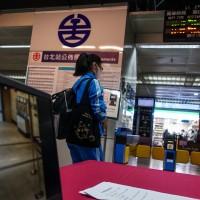 【武漢肺炎】交通場站4/1起量體溫 台鐵於清明連假不提供長途列車站票