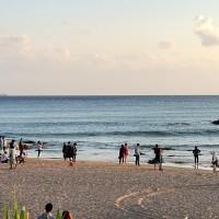 Beach town in south Taiwan sees hotel occupancy reach 80% amid coronavirus fears
